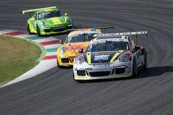 Simone Pellegrinelli, Bonaldi Motorsport e Francesca Linossi, Dinamic Motorsport, in lotta per la po