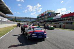 Griglia di partenza di gara 2