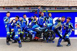 Riders from Mizoram