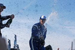 1. Josef Newgarden, Team Penske Chevrolet; 2. Will Power, Team Penske Chevrolet