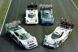 line-up FIA GT 1998