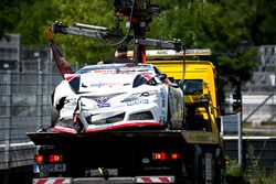 Auto von Carlo Alberto Forte Valentini, Caffi Motorsport, Toyota
