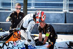 Loic Duval, Dragon Racing switching cars