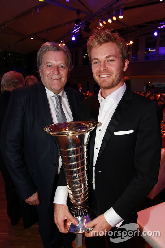Nobert Haug, Nico Rosberg