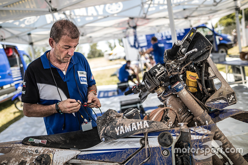 Zona de Yamaha Official Rally Team