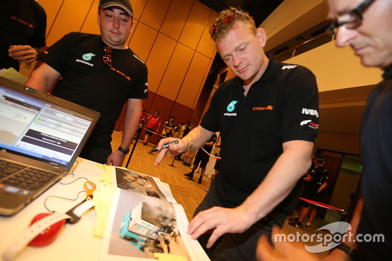 #500 Team De Rooy, IVECO: Gerard De Rooy