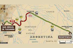 Stage 2: Resistencia - San Miguel de Tucuman