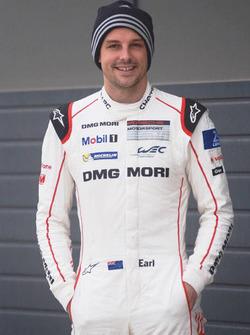 Эрл Бамбер, Porsche Team
