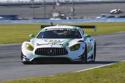 №33 Riley Motorsports Mercedes AMG GT3: Йерун Блекемолен, Бен Китинг, Марио Фарнбахер
