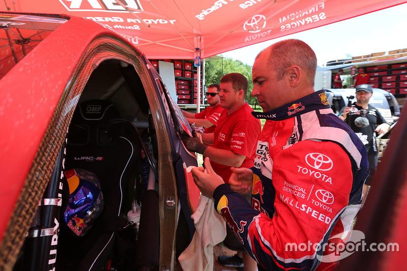Giniels de Villiers, Overdrive Racing