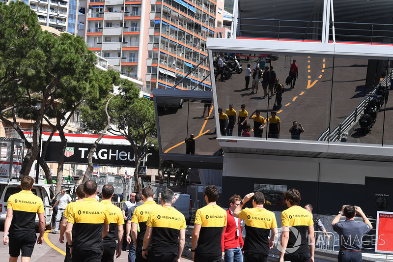 Renault Sport F1 Team personnel