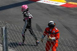Esteban Ocon, Force India kaza