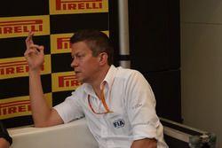 Marcin Budkowski, Responsabile tecnico FIA