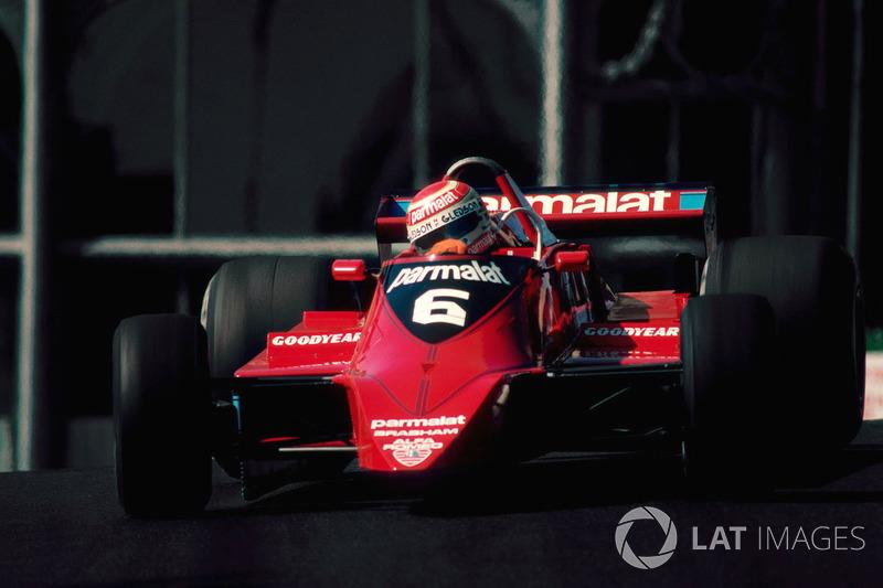 Nelson Piquet, Brabham BT48