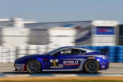 #3 TRG-AMR Aston Martin Vantage GT4: Craig Lyons, Kris Wilson