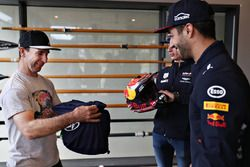 Daniel Ricciardo, Red Bull Racing, Max Verstappen, Red Bull Racing