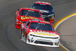 Michael Annett, JR Motorsports Chevrolet and Ross Chastain, JD Motorsports Chevrolet