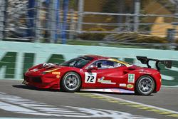 #72 Wide World of Cars Ferrari 488 Challenge: Joe Courtney
