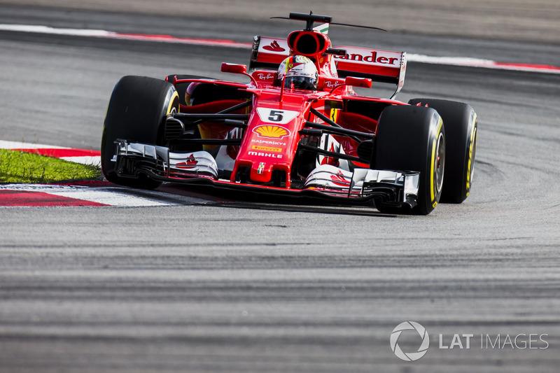 4. Себастьян Феттель, Ferrari