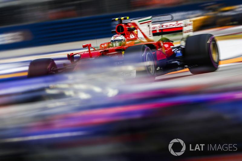 4. Kimi Räikkönen, Ferrari SF70H