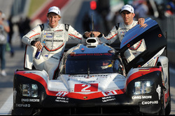Переможці #2 Porsche Team Porsche 919 Hybrid: Тімо Бернхард, Ерл Бембер, Брендон Хартлі