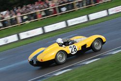 1957 Ferrari 500 TRC, David Cottingham