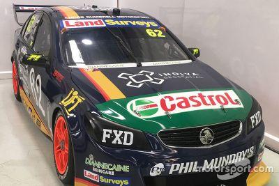 Livrée rétro du LD Motorsport