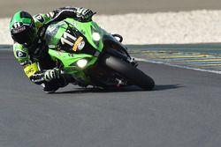 #11 Kawasaki: Randy de Puniet