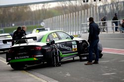 Simon Reicher, Certainty Racing Team, Audi RS3 LMS