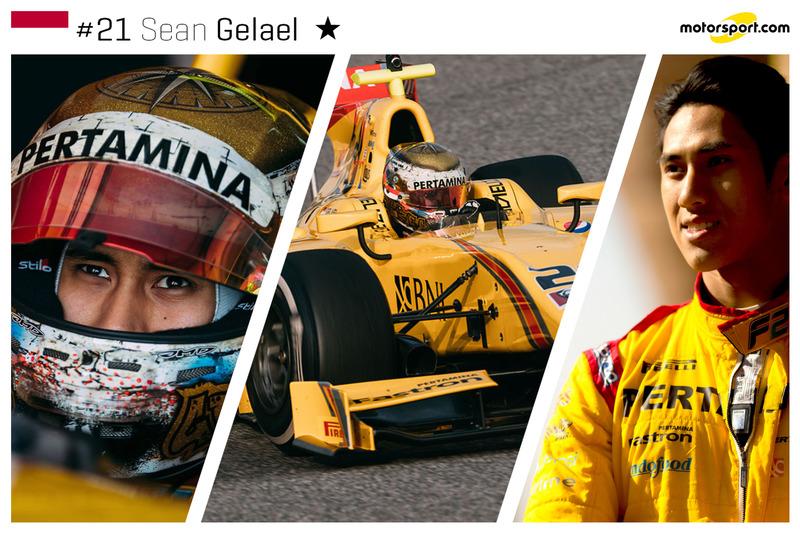 Sean Gelael - 20 ans