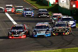 Scott Pye, Holden Racing Team, Todd Kelly, Nissan Motorsports, David Reynolds, Erebus Motorsport Hol