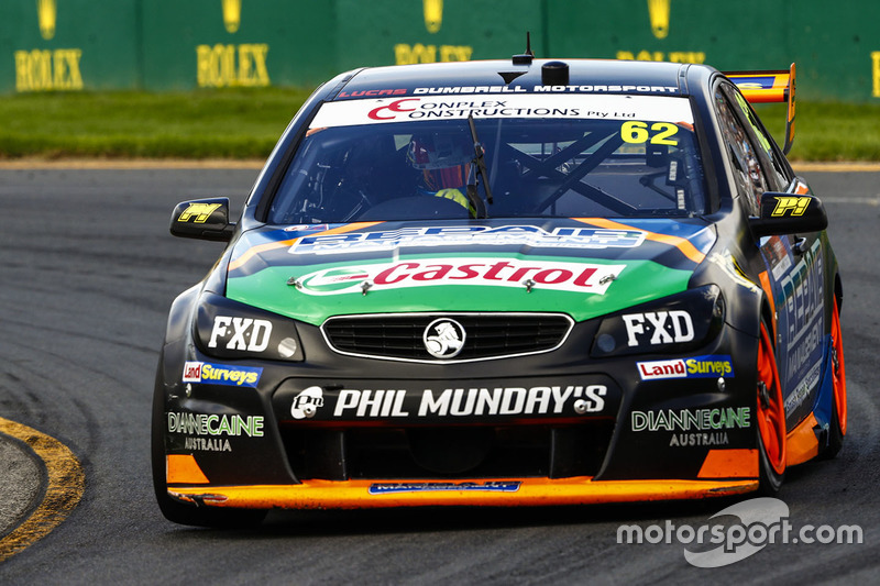 #62: Alex Rullo, Lucas Dumbrell Motorsport, Holden
