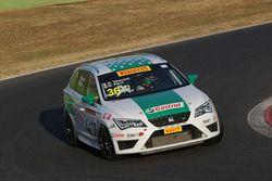 Vescovi-Ferri, Seat Motor Sport Italia, Seat Leon Cupra ST-TCS2.0