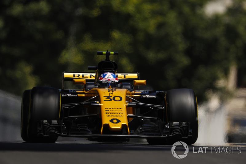 18. Jolyon Palmer, Renault Sport F1 Team RS17