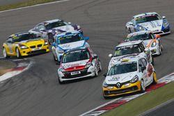 Sandro Rothenberger, Luigi Stanco, Stanco & Tanner Motorsport, Renault Clio