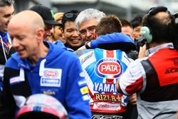 Alex Lowes, Pata Yamaha, Dosoli