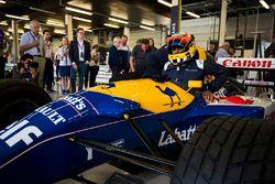 Karun Chandhok, Williams FW14B Renault