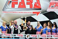 Brian Fowler, Renaud Mariotti, Gryphon Racing
