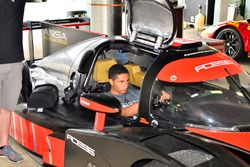 #11 ADESS-3, Ernie Francis, ANSA Motorsports