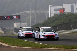 Ален Меню и Габриэле Тарквини, BRC Racing Team, Hyundai i30 N TCR