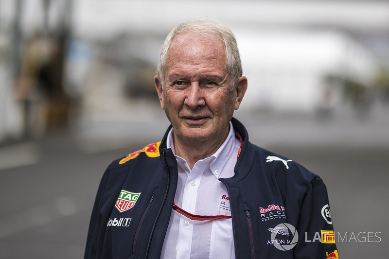 Dr Helmut Marko, Consultor de Red Bull Motorsport
