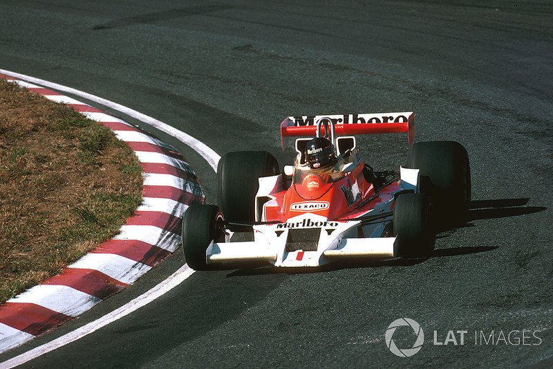 James Hunt - 10 vitórias