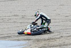 Авария: Жоан Зарко, Monster Yamaha Tech 3
