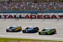 Chase Elliott, Hendrick Motorsports Chevrolet, Kasey Kahne, Hendrick Motorsports Chevrolet e Dale Ea