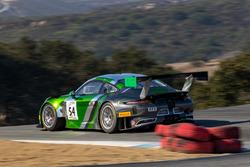 #54 Black Swan Racing Mercedes AMG GT3: Tim Pappas, Jeroen Bleekemolen, David Calvert-Jones