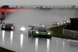 Start zum Rennen, #19 GRT Grasser Racing Team, Lamborghini Huracán GT3: Ezequiel Perez Companc, Mirk