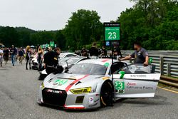 #23 Alex Job Racing Audi R8 LMS GT3