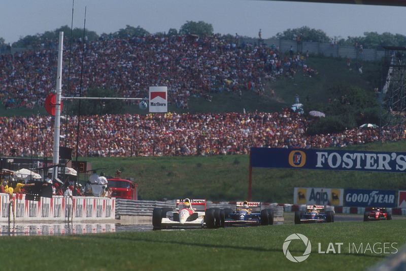 31 - GP da Hungria, 1991, Hungaroring
