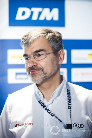 Dieter Gass, Head of DTM Audi Sport
