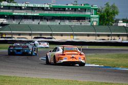 #46 TA3 Porsche 991 GT3 Cup, Mark Boden, Fall Line Motorsports, #7 TA Chevrolet Corvette, Claudio Bu